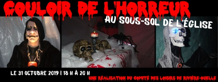 🎃 L'Halloween approche � grand pas!